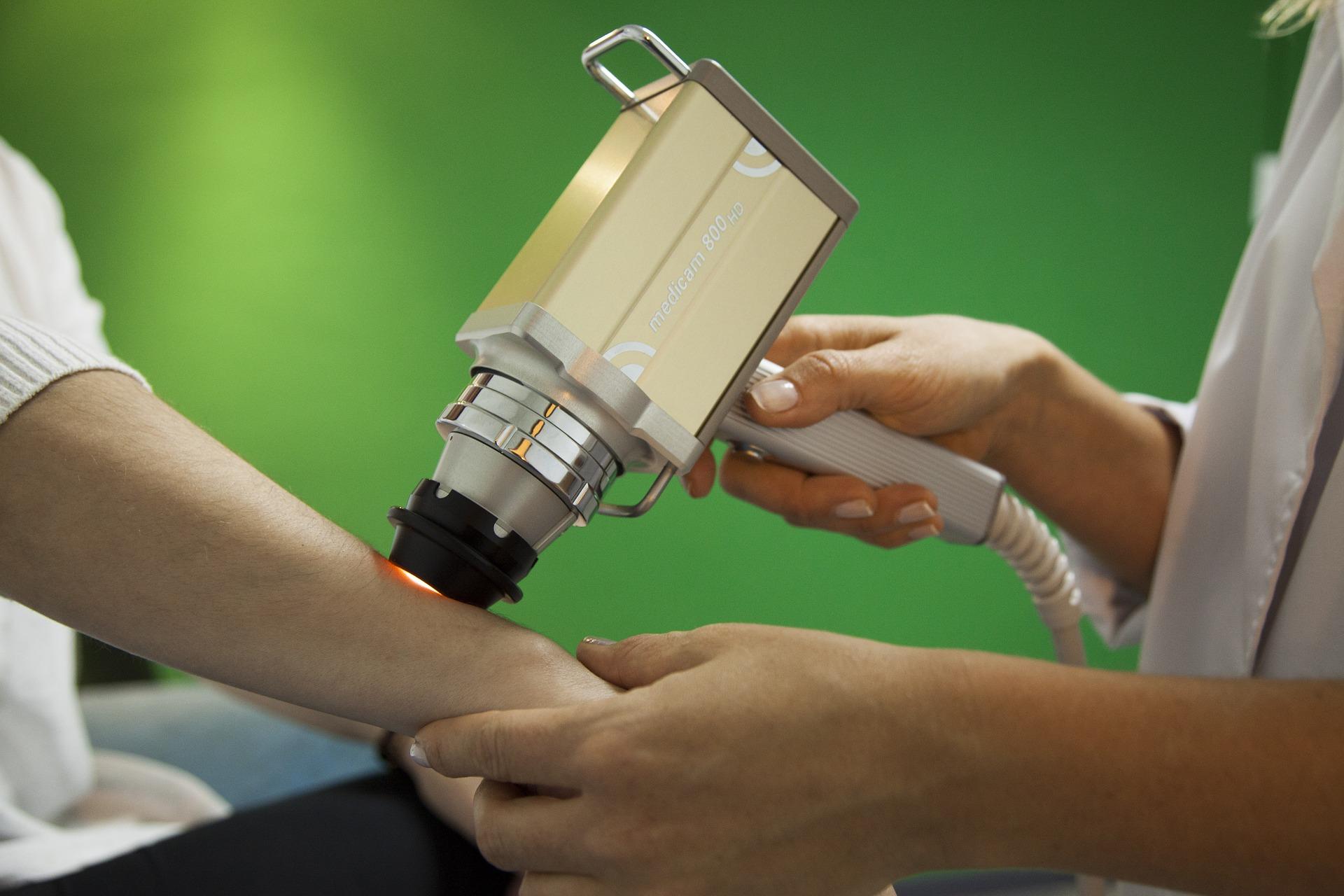 Laseroterapia w Gdynii